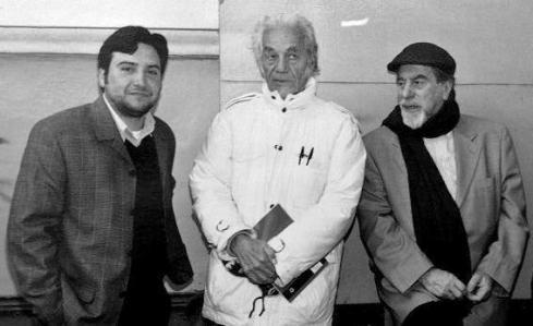Leo Lobos - Nicanor Parra - Jaime Celedón (1)