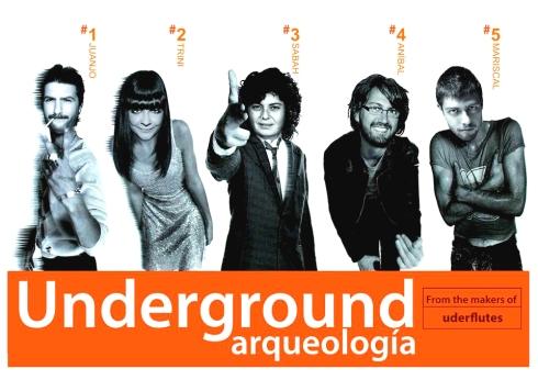 underground arqueologia