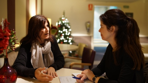 Entrevista a Gabriela
